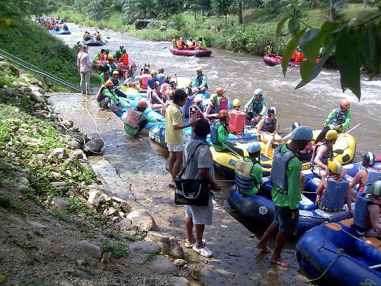Phuket Sealand Co - Day Tours: Rafting