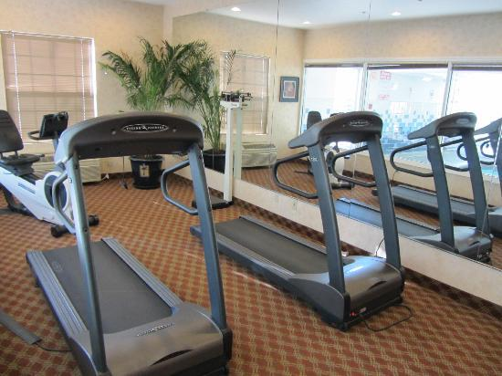 Holiday Inn Express Bend: Fitness Room