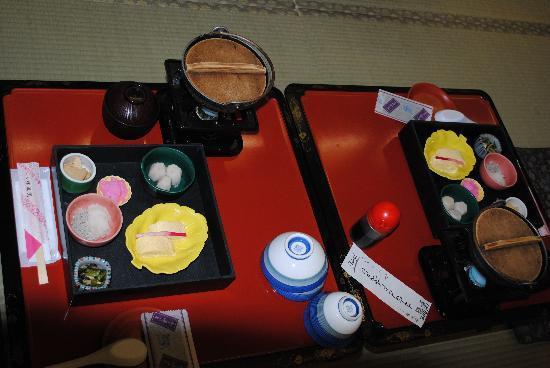 Kyoto Hot Spring Hatoya Zuihokaku Hotel: Breakfast