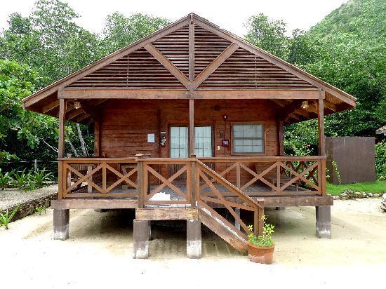 El Rio y Mar Resort: Cedar Cabana