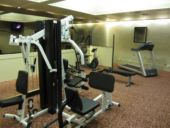 The Dalles Inn: Exercise Room