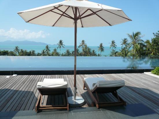 W Koh Samui: at the main pool