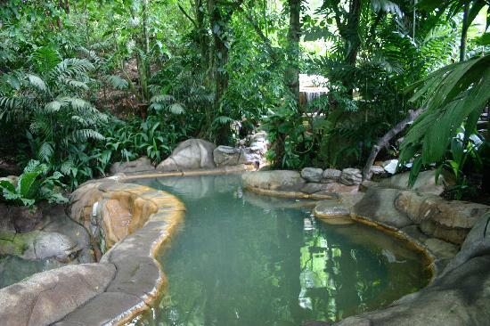 The Springs Resort and Spa: Another secluded springs pool