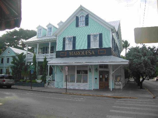 Marquesa Hotel: esterno