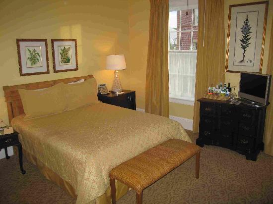 Marquesa Hotel: camera, letto