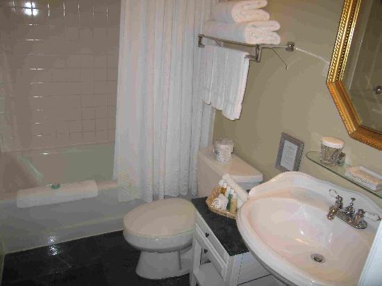 Marquesa Hotel : bagno