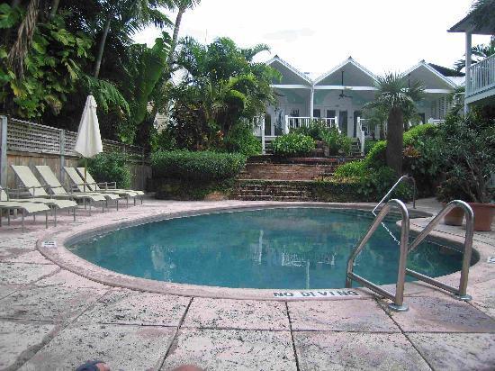 Marquesa Hotel: piscina piccola