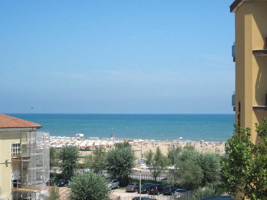 Марабелло, Италия: Vista Mare con sole