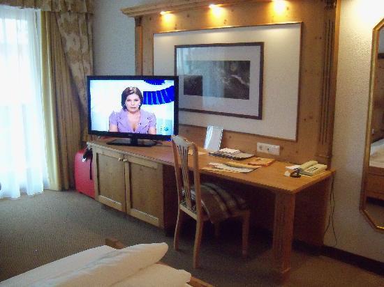 Hotel Schwarzenstein: Camera Junior