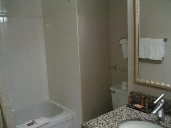Sandman Hotel & Suites Calgary West: コメントを入力してください (必須)