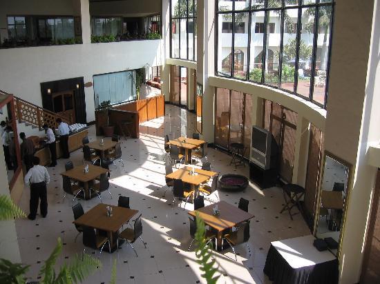 The Meuse Jupiter: lobby2