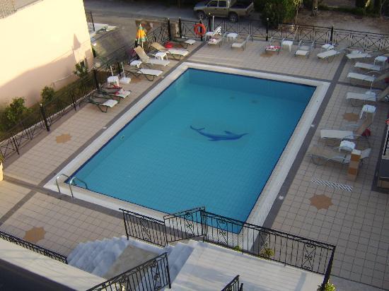 Saoulas Studios: Very clean !! Swimming Pool