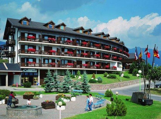 centro vacanze veronza hotel carano provincia di trento