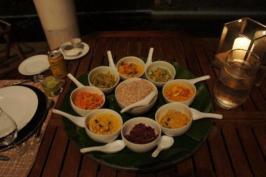 Apa Villa Illuketia: Best food ever