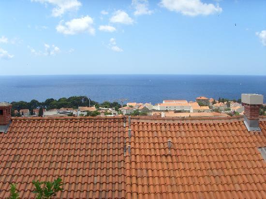 Villa Klaic: View from the flat
