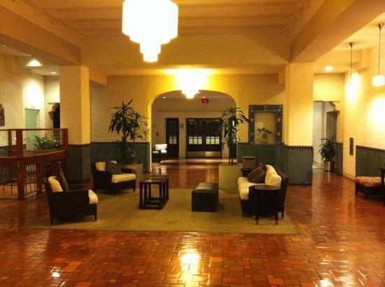 Stillwell Hotel Lobby