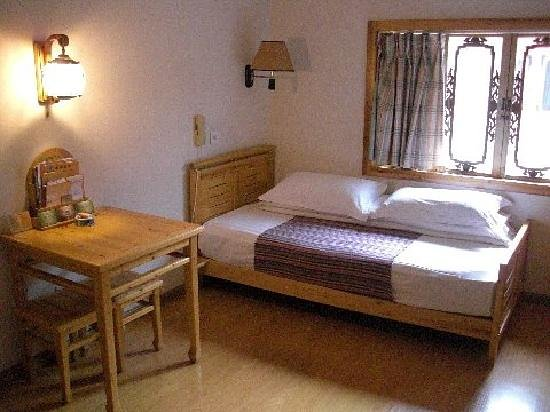 Lijiang Sanhe Hotel: la chambre