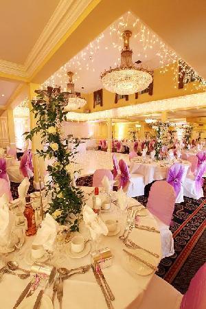 Hallmark Hotel London Chigwell Prince Regent: Regency Suite Wedding