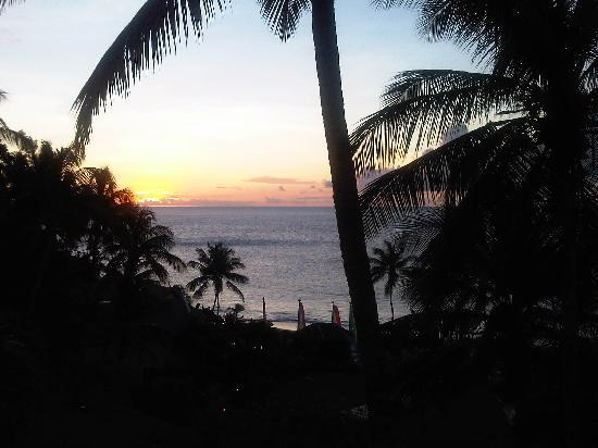 Cap Estate, St. Lucia: Body Holiday sunset_Apr 2011