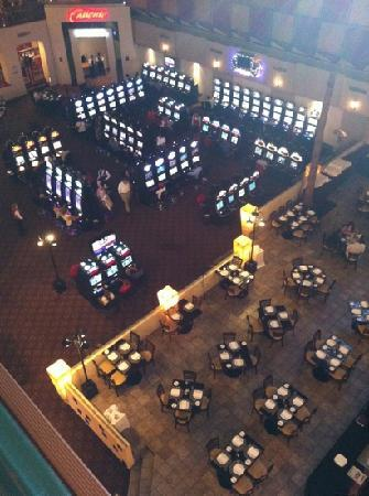 Stillwell Hotel: hotel casino and restaurant