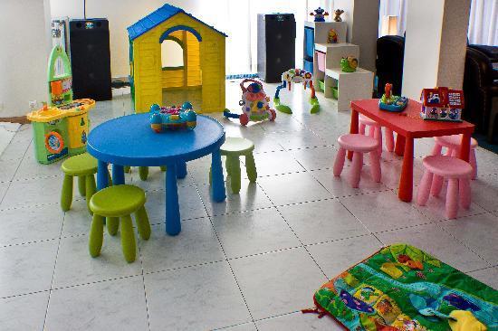 Pas de la Casa, أندورا: ZONA INFANTIL