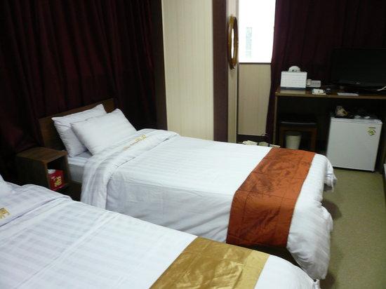 Hotel Cozy Myeongdong: お部屋