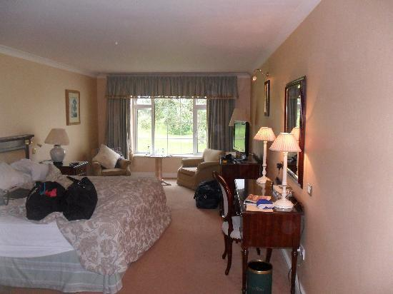 Carrickmacross, Ireland: room view