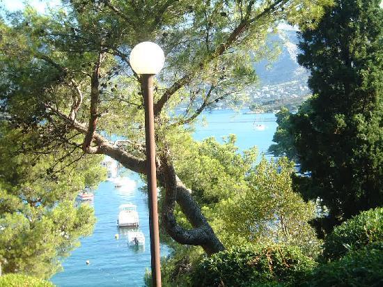 Hotel Cavtat: VIewfrom Balcony