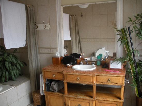 Posada Del Museo: Mi baño en La Posada