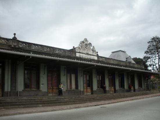 Posada Del Museo: centenaria estación de ferrocarril, muy cerca