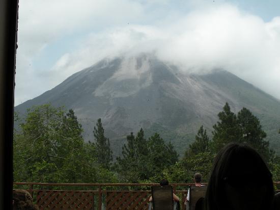 Hotel Posada Del Museo: Desde San José anda a los volcanes, increible!!