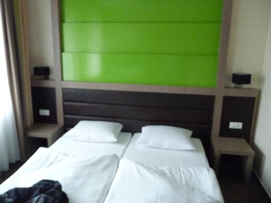 Novum Style Hotel Hamburg-Centrum: Bedroom