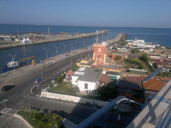 โฮเต็ล ไทเบอร์: vista dalla terrazza 3