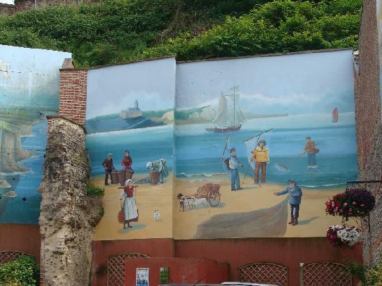 Seine-Maritime, France: les fresques à découvrir