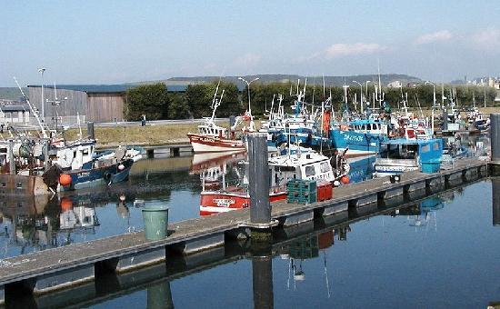 Seine-Maritime, Frankrig: les bateaux