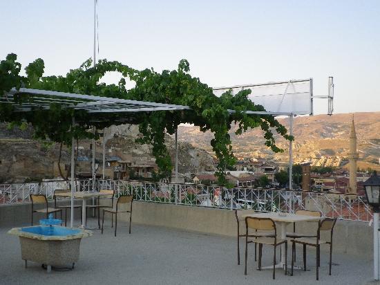 Hotel Elvan: Roof terrace