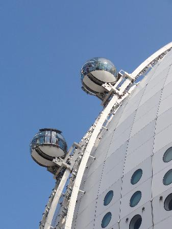 SkyView: The glass gondolas that take you to the top of Globben