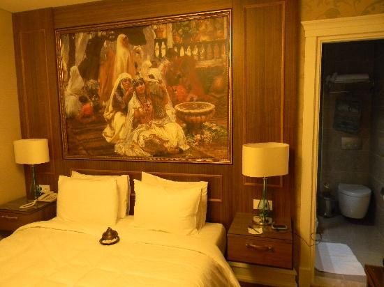 Neorion Hotel: Hotel Room