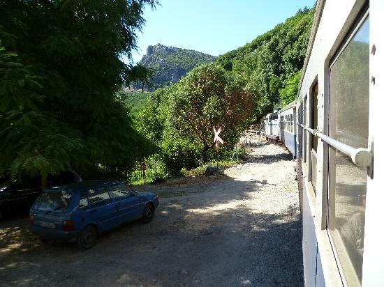 Cooperativa Grotte Taquisara: trenino verde