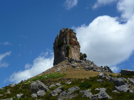 Cooperativa Grotte Taquisara: il tacco di Perda Liana