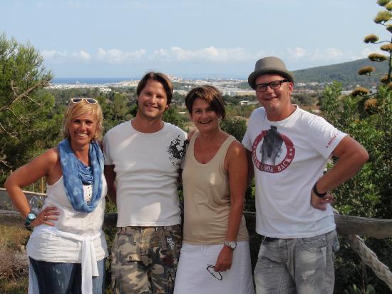 Tigers-Lodge: supernette Gastgeber Uli & Patrick