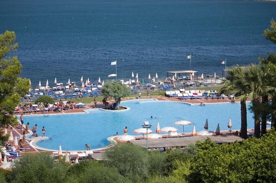 Brucoli, إيطاليا: piscina adulti