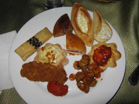 Aspasia: la cena