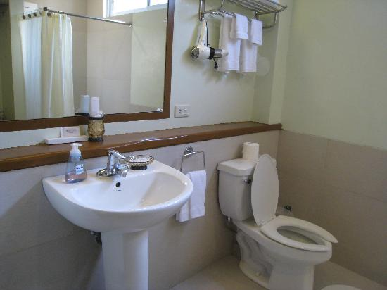 Anisabel Suites: Anisabel's bathroom
