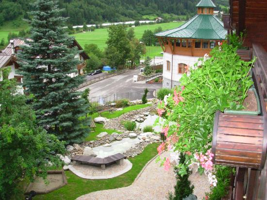 Kristiania Leading Nature & Wellness Resort: camera con vista