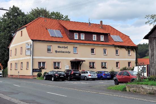 Gasthof Postkutsche: Das Gasthaus