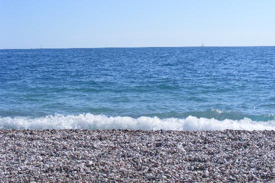 Konyaalti Beach: пляж конъялты