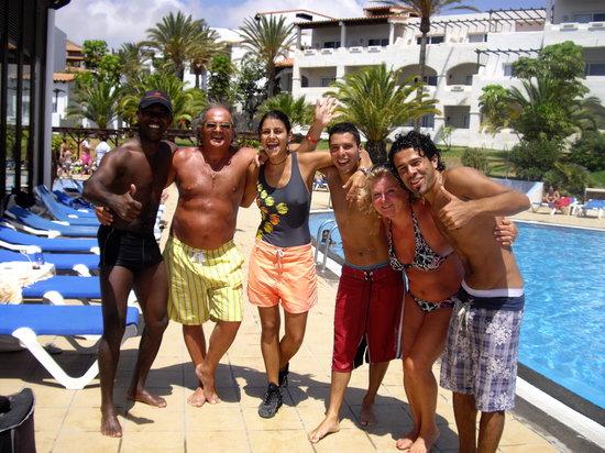 TUI MAGIC LIFE Fuerteventura : Parte dell'animazione