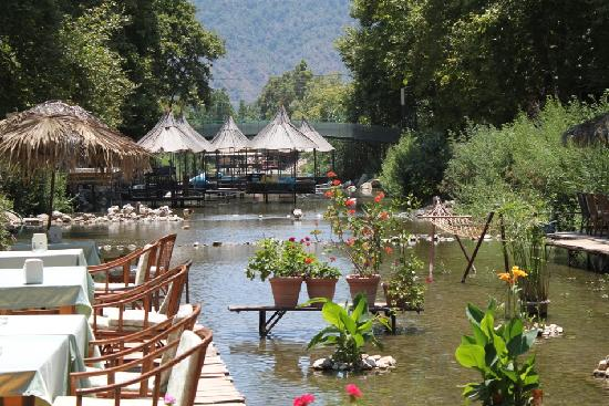 Adrasan River Hotel: Otelden Görünüm-2