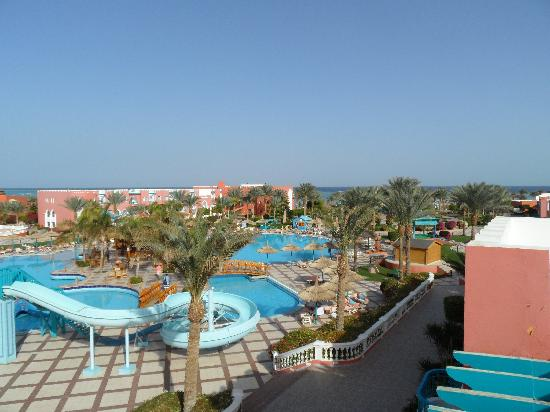 lti Tropicana Grand Azure: view